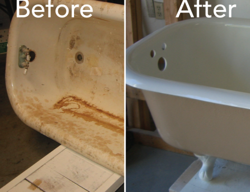 GOT Rust? Repair bathtub or bathroom sink today!