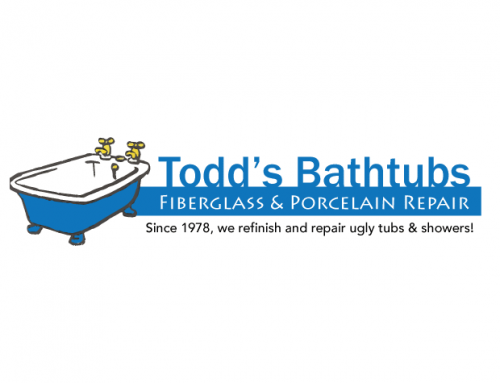 Wonder WHY your tub, shower or sink looks dirty & dull?
