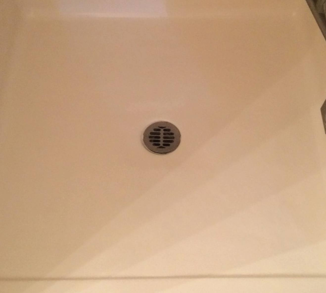 Bathroom sink chip repair - Repair