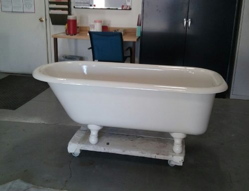 Bathtub Refinishing is NOT a Do-It-Yourself (DIY) job