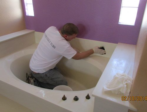 Change the Color of Your Tub, Shower or Sink in 3 Days!