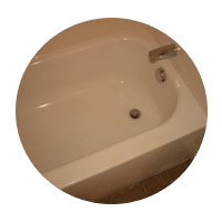 Read more about our Arizona porcelain bathtub repair services