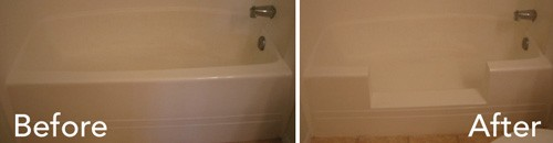 Shower curatin, the most popular and inexpensive bathtub conversion