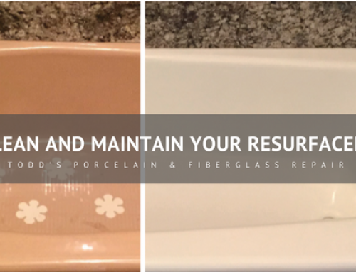 How to Clean and Maintain Your Resurfaced Bathtub