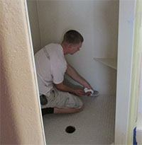 It is faster to get your bathtub refinished