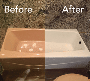 Bathroom Sink Refinishing Repair Serving AZ For Over Years - Bathtub restoration companies