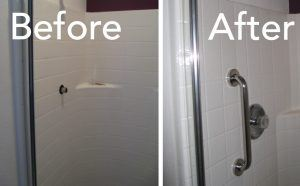 AZ Shower Grab-Bar Installations