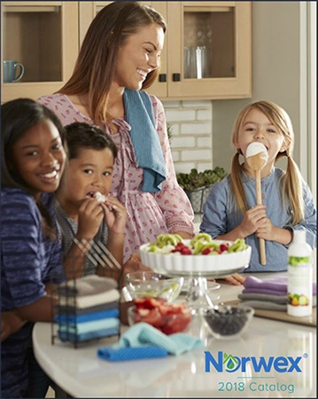 Best Norwex Bathroom Cleaning Products - Norwex 2018 Spring Catalog