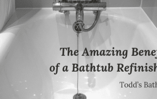 The Amazing Benefits of a Bathtub Refinishing